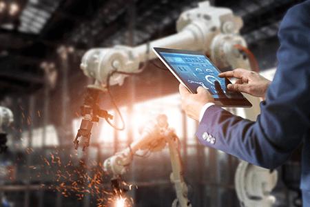 Automatisierung, IoT, Robotics