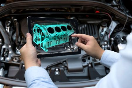 augmented reality automobilbranche