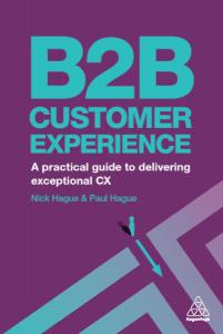B2B Customer Experience Buch